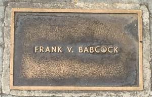 Babcock, Frank