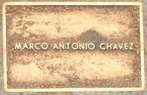 Chavez, Marco Antonio