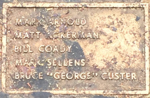Custer, Bruce George