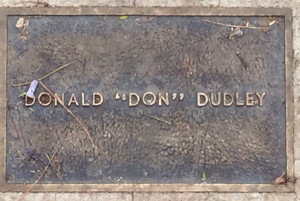 Dudley, Donald