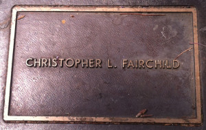 Fairchild, Christopher