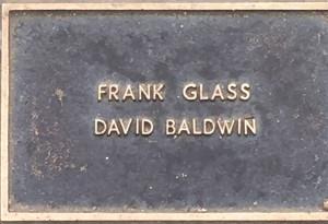 Glass, Frank