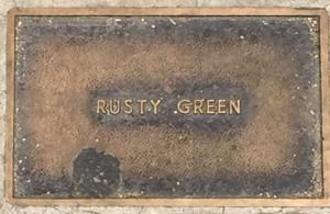Green, Rusty