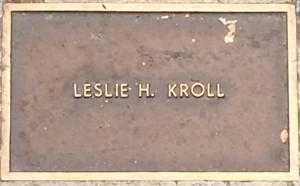Kroll, Leslie