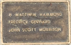 Hammond, Matthew