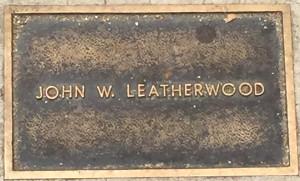 Leatherwood, John