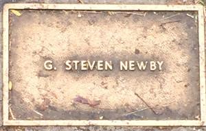 Newby, G Steven