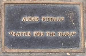 Pittman, Alexis