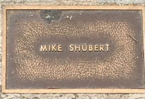 Shubert, Mike