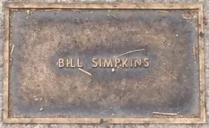 Simpkins, Bill
