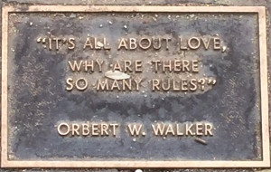 Walker, Orbert