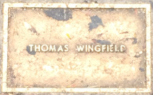 Wingfield, Thomas