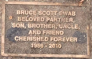 Swab, Bruce Scott
