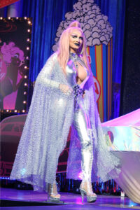 """Juana Shaykit (New Mexico)-Antonio Matinez Taping of """"18th Annual Best in Drag Show Benefit for Aid for Aids Raising over Money for people living with HIV/Aids Orpheum Theatre Los Angeles, Ca 10/17/20 © John Paschal/jpistudios.com 310-657-9661"""